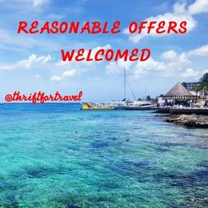 ❤I accept reasonable offers❤